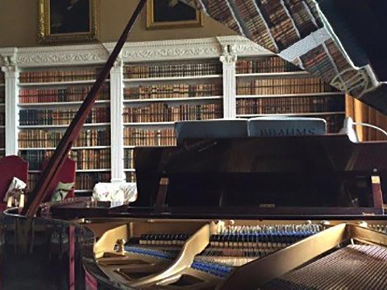 Music at Kinnordy Estate