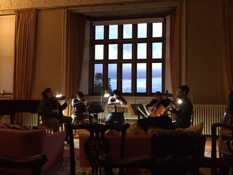 Music at Kinnordy Estate2